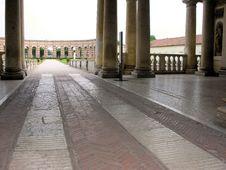 Free Palazzo Di Te, Mantova Royalty Free Stock Photos - 4455418