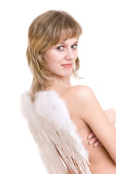 Free A Sexy Angel Stock Photos - 4455833