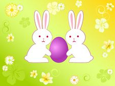 Free Wallpaper Of Easter Stock Photography - 4456602