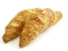 Free Croissants Royalty Free Stock Photo - 4457035