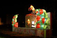Free A Big Lantern Stock Photography - 4457062