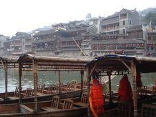 Free Chinese City Stock Image - 4457441
