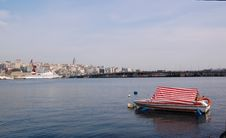 Free Galata And Golden Horn Royalty Free Stock Image - 4458096