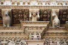 Free Sample Of Italian Barocco Stock Photo - 4458620