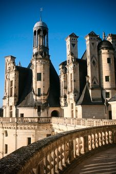 Free Chambord Castle Royalty Free Stock Photos - 4458668