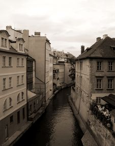 Free Canal Royalty Free Stock Image - 4458806