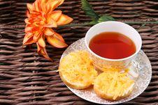 Free Early Morning Tea Stock Photography - 4459092