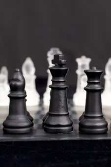 Free Chess Game Stock Images - 4459304