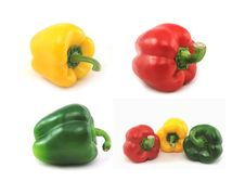 Free Peppers Royalty Free Stock Image - 4459306