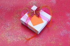 Free Butterfly Gift Stock Photos - 4459443