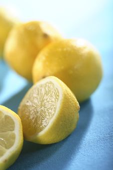 Free Lemons Royalty Free Stock Images - 4459829