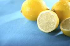 Free Lemons Stock Photos - 4459943