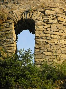 Free Stone Arch Stock Photography - 4459992