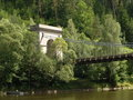Free Chain Bridge Royalty Free Stock Photo - 4460285