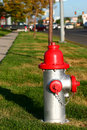 Free Fire Hydrant Royalty Free Stock Images - 4461469