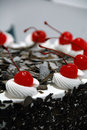 Free Black Forest Cake Royalty Free Stock Images - 4467089