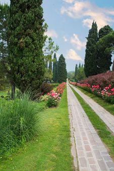 Free Italian Garden Royalty Free Stock Photos - 4460098
