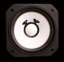 Free Speaker Stock Photography - 4460202