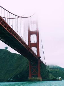 Free Golden Gate Bridge Stock Images - 4460304