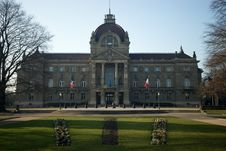 Free Palace Of The Rhein Royalty Free Stock Images - 4460319
