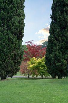 Free Italian Garden Stock Image - 4460361