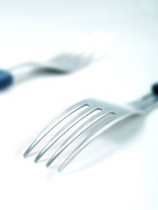 Free Forks Stock Photo - 4460670