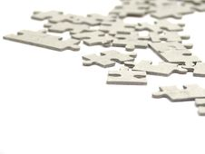Free Folding Puzzle. A Background. Royalty Free Stock Photography - 4460727