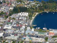Free Queenstown Royalty Free Stock Image - 4460806