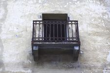 Free Old Balcony Stock Images - 4460854