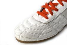 Half Sport Shoe Stock Images