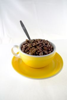 Free Cup Of Coffee Stock Photo - 4461260