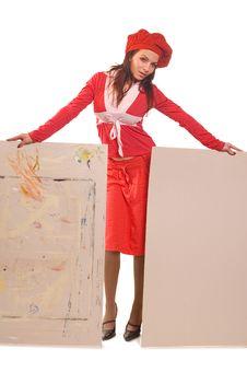 Free Cardboard Stock Image - 4461911