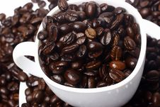 Free Coffee Beans Stock Images - 4463274