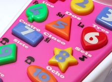 Free Toy Handphone Royalty Free Stock Photos - 4463828