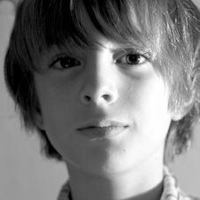 Free Boy Royalty Free Stock Photography - 4465007
