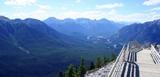 Free Mount Sulphur, Canada Royalty Free Stock Photo - 4465185