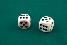 Free Dice Royalty Free Stock Photos - 4465438