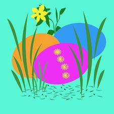 Free Easter Egg Hunt Stock Photo - 4465520