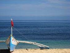 Ready To Sail Royalty Free Stock Image