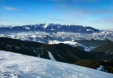 Free Carpathian Ridge Royalty Free Stock Images - 4465809