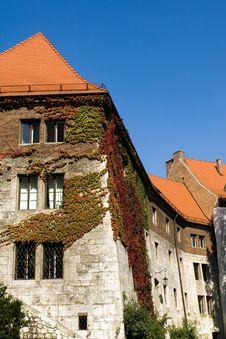 Free Wawel Castle Stock Photos - 4466483