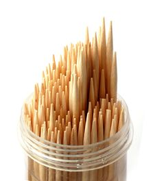 Free Wooden Toothpick Stock Photo - 4466670