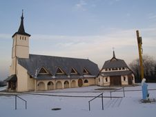 Free White Beauty Church Stock Image - 4466671