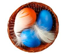 Free Easter Eggs Royalty Free Stock Images - 4466719