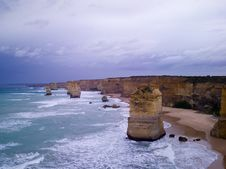 Free 12 Apostles Stock Photography - 4466952