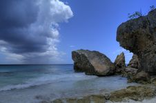Free Rocky Beach Stock Photography - 4467542