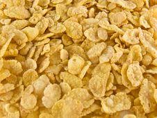 Free Corn Flakes Background Royalty Free Stock Photo - 4467925