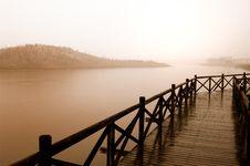 Free Wooden Bridge Stock Images - 4468234