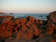 Free Stone Coast Stock Image - 4468611