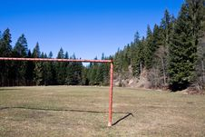 Free Soccer Football Stadium Royalty Free Stock Photography - 4468897